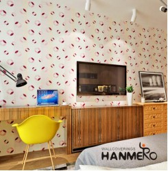 HANMERO PVC Modern Removable Wallpaper for Bedroom