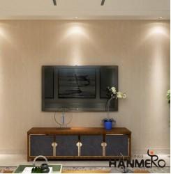 HANMERO PVC Imitation Wood Grain Looks Real Up Wallpaper