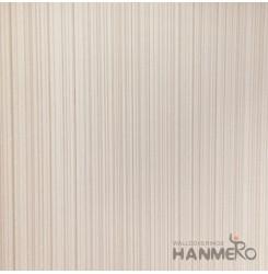 HANMERO Modern Solid Brown Color PVC Interior Wallpaper Decorative Embossed