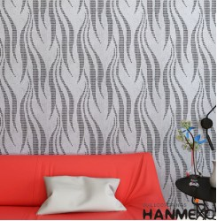 HANMERO Modern Agenteous Printed PVC Waterproof MCM Wallpaper 0.686*10M/roll Hom...