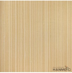 Hanmero Home Decoration Brown Solid Color Modern Vinyl Embossed Wallpaper 0.53*1...