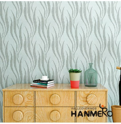 HANMERO Unique High-end MCM Amber Roll 0.53*10M/Roll Natural Material Wallcovering for Wall