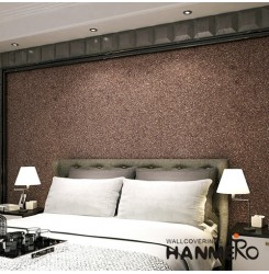 HANMERO Modern Plant Fiber Particle wallpaper in Popular and Fashionable style f...