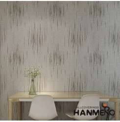 HANMERO Unique Durable Plant Fiber Particle Wallpaper with Exclusive Technology ...