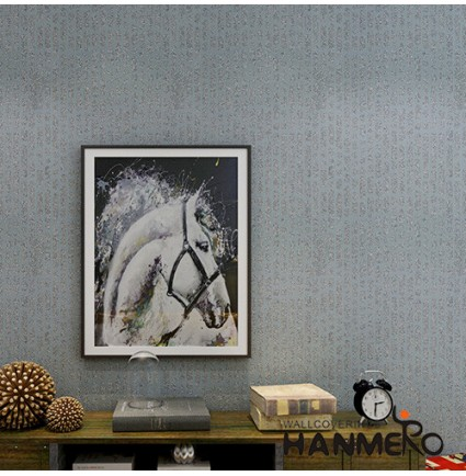 HANMERO 0.53*10M/Roll Household Decor Plant Fiber Particle Wallpaper with Unique Style Wholesale Prices and Excellent Quality