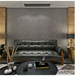 HANMERO Factory Sell Directlly Modern Luxury Plant Fiber Particle Wallpaper Dist...
