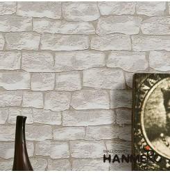 HANMERO 0.53*10M/Roll Stone Pattern Professional Sandstone Particle Wallpaper Su...