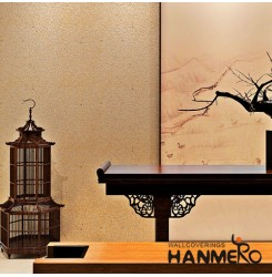 HANMERO High-end New Arrival CE Certificate Plant Fiber Wallpaper for Office Dec...