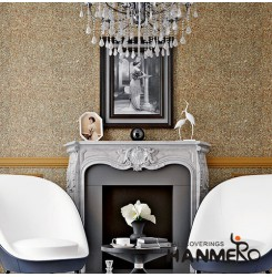 HANMERO Modern Luxury Stone Textured Mica Wallpaper from Chinese Supplier for Sa...