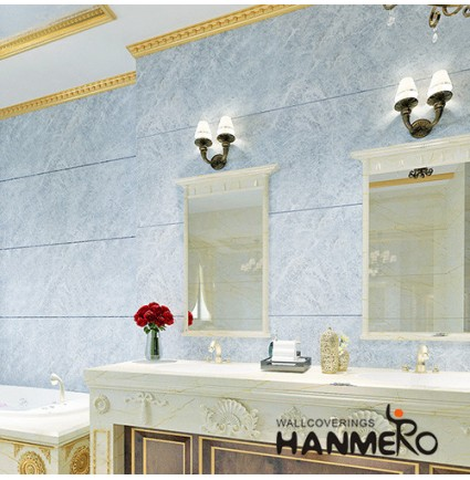 HANMERO Fashion Stylish Room Decor Waterproof MCM Soft Stone Patches Wallpaper in Modern Style with Competitive Prices