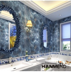 HANMERO New Design Waterproof Wallpaper MCM Soft Stone Patches in Modern Simple ...