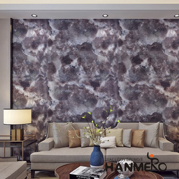 HANMERO High End Waterproof Wallpaper MCM Soft Stone Patches For Interior Wall Design From Chinese Dealer