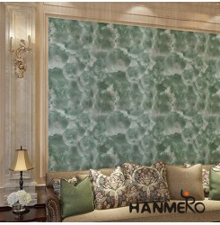 HANMERO Modern Nature Sense Waterproof Wallpaper MCM Soft Stone Patches for Livi...