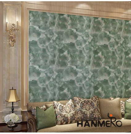 HANMERO Modern Nature Sense Waterproof Wallpaper MCM Soft Stone Patches for Living Room Bedroom TV Sofa Background.Hotel.Office Wall Decor