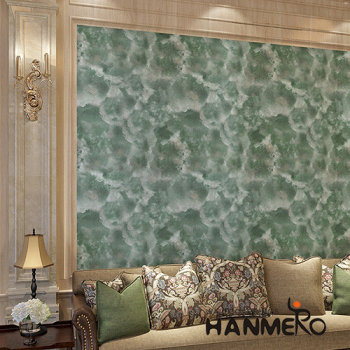 HANMERO Modern Nature Sense Waterproof Wallpaper MCM Soft Stone Patches For Living Room Bedroom TV Sofa