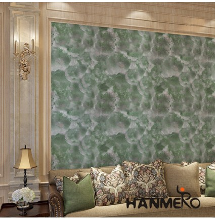 HANMERO Modern design Waterproof Wallpaper MCM Soft Stone Patches for Living Room.Bedroom.TV Sofa Background.Hotel.Office Wall Decor